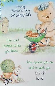 Happy Father's Day Grandad Card