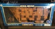Disney Parks Star Wars Sandcrawler Jawa Droid Factory Playset