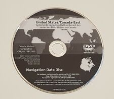 05 06 07 08 09 2010 CHEVROLET CORVETTE ZR1 Z06 NAVIGATION DVD EAST 4.00 MA PA CT