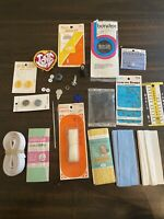 Vintage Lot Of Sewing Supplies