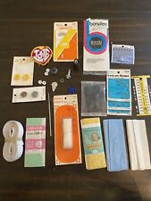 Vintage Lot Of Sewing Supplies And Accessories