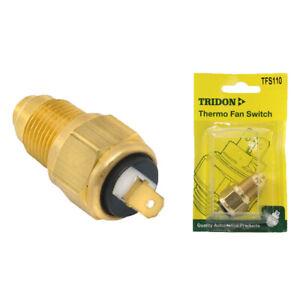 Tridon TFS110 Thermo Fan Switch for Daihatsu Applause A101 1.6L 4cyl 1989-2000