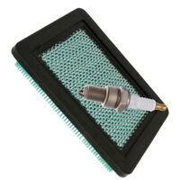 Air Filter + Spark Plug Tune Up Kit For HONDA GC160 GCV135 GCV160 GCV190 Engine