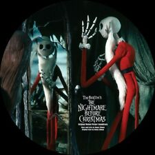 The Nightmare Before Christmas (Picture Disc) 2 VINILE LP NUOVO