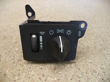 CHEVROLET CAMARO Z 28 DRIVERS HEADLIGHT SWITCH UNIT Z28 1993 - 2002 P219YDS