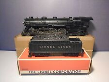 LIONEL POSTWAR 773 4-6-4 SCALE HUDSON AND 2426W TENDER....1950