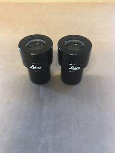 New Leica 15X WF Microscope Eyepiece 23mm