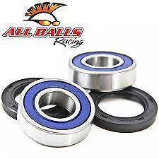 Rear Wheel Bearing /& Seal Kit Yamaha Grizzly 600 4x4 YFM600FW 1999 2000 2001