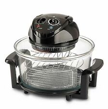 Fagor 670040380 Halogen Tabletop Oven Electric Black