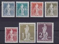 Berlin Mi Nr. 35 - 41 ** TOP alle geprüft Schlegel BPP, 1949, postfrisch, MNH