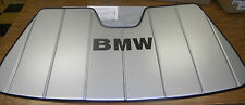 2004 to 2015 BMW 5 Series Genuine Factory Accessory Front Windshield UV Sunshade