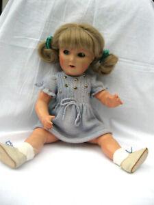 König und Wernicke Puppe alt 51 cm K & W 122,51