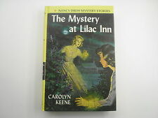 Nancy Drew #4, The Mystery at Lilac Inn, Picture Cover