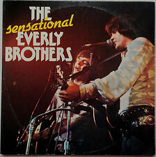 EVERLY BROTHERS The Sensational Everly Brothers 2LP Readers Digest EX/VG+