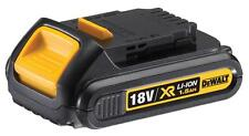 DeWALT DCB185 XR 18v Li-ion Battery 1.3ah