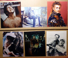 Horror, Monster, Other Evil Movie & Tv Show 8X10 Photo Lot Of 6 Photos #Ru