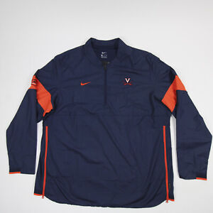 Virginia Cavaliers Nike  Pullover Men's Navy New with Tags
