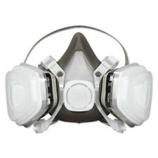 3m 53p71 Half Facepiece Disposable Respirator Assembly New
