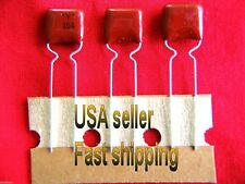 50 pcs  -  .15uf  50v  NP metalized poly film capacitors