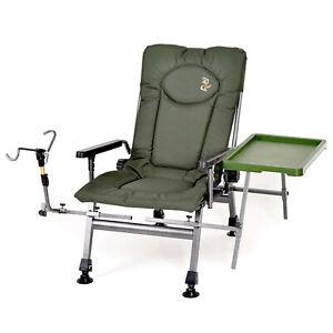 FISHING CHAIR  - Armchair Folding Steel Accessories - SET /// F5R ST/P CARP