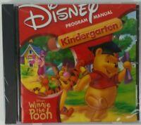 Disney's Winnie the Pooh Kindergarten Windows/Mac 1999 PC CD Rom New Sealed