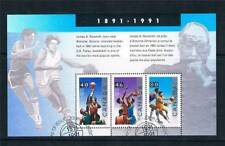 Basketball Used British Colony & Territory Stamps