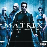 Matrix (1999) Marilyn Manson, Propellerheads, Prodigy.. [CD]