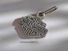 Original Harley Davidson  Bar & Shield Anhänger Metall neu