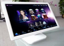 "Super-stable 19"" LED touch screen for INANDON karaoke machine Table stand"