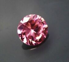 8.65Ct Certified Natural Pink Ceylon Sapphire Sizzling Round Cut Gemstone BY2746