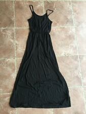 Women's Black Maxi Full Length Dress - XS - H&M - Excellent Condition