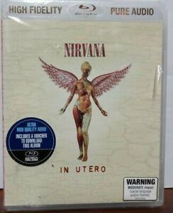 Nirvana In Utero (CD) NEW, SEALED