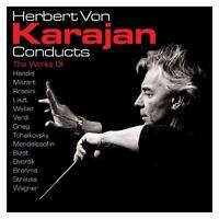 Herbert Von Karajan Conducts Works of Handel Mozart Rossini Tchaikovsky Bizet