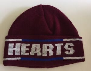 Heart of Midlothian F.C Children's Beanie Hat Winter Cap
