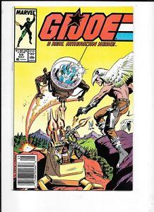 G.I. JOE #59 MARVEL COMIC