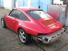 ORIG. Porsche 911 993 Aluträger/Stoßstange hinten / rear bumper reinforcement