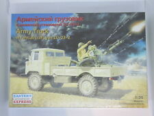 1/35 Army Truck w/Antiaircraft Gun ZU-23-2 - EASTERN EXPRESS 35132
