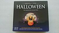 Greatest Ever! Halloween The Definitive Collection (3 CD Box Set 2014)
