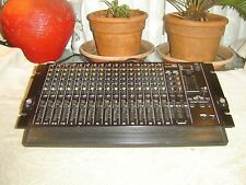 Tascam MM-1, 20 Channel Keyboard Mixer, Vintage Rack
