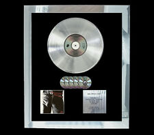 ROLLING STONES STICKY FINGERS MULTI (GOLD) CD PLATINUM DISC FREE SHIPPING TO UK