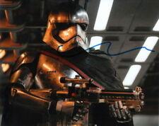 GWENDOLINE CHRISTIE.. Star Wars: The Force Awakens' Captain Phasma - SIGNED