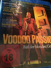 VOODOO PASSION (1977) (Blu-Ray Region Free) JESS FRANCO GOYA BRAND NEW