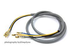 Taillight Cord Rear light Wire Gray loom for Yamaha CS5 LS2 RD200 RT1 TX750