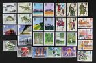 GR. BRITAIN 1983 Complete Commemorative Year Set Collection 29 stamps Mint NH