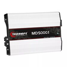 Taramps MD5000 1 Ohm Amplifier MD 5000.1 HD 5000 Watts Car Amp 3-Day Delivery