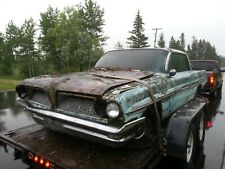 1961 Pontiac Parisienne 4dr HT Catalina PARTING OUT-this auction is for 1 WHEEL