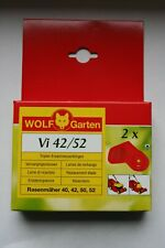 Wolf Triplex Ersatzmesserklinge VI 42/52 6340090