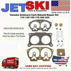 Yamaha Outboard Carb Rebuild Repair Kit 6E5-W0093-06-00 115 130 150 175 200 225