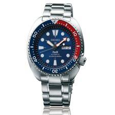 """Seiko Special Edition PADI """"Turtle Pepsi Ninja"""" Men's Watch"""