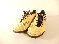 ADIDAS F 50 GR 45,3 10,5 Turnschuhe Sneaker gelb F-10